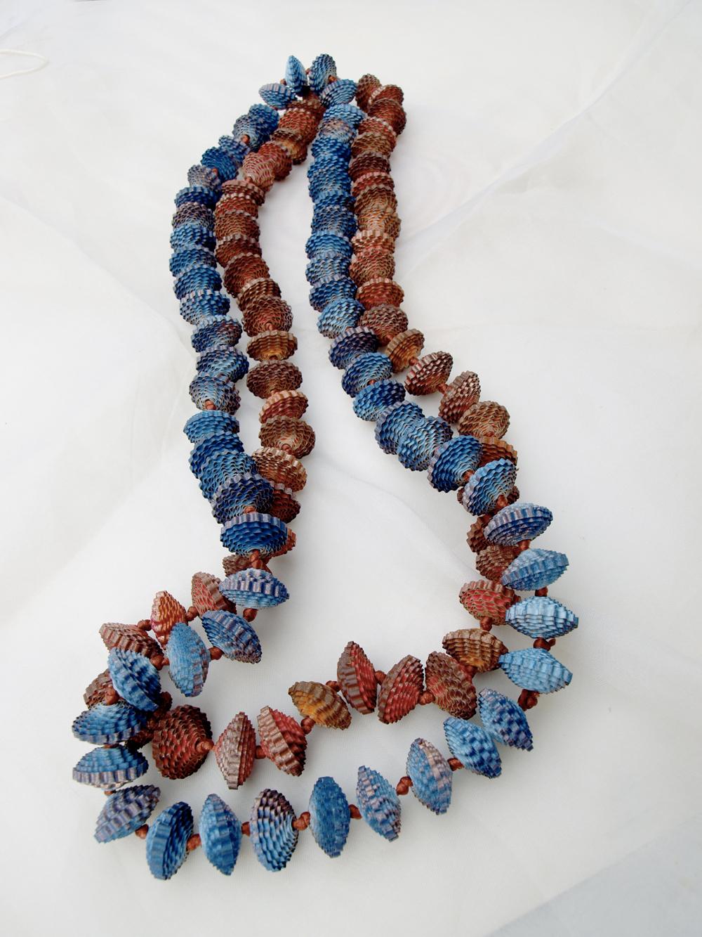 Conosciuto I gioielli di carta di Angela Simone - La mia camera con vista LY51